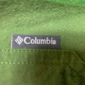 Columbia Shirts - Flannel Button-Up